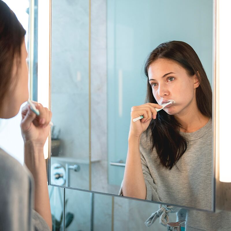 Brushing your teeth the wrong way may cause oral health problems. Learn how to brush your teeth the right way and you will protect them for many years to come.